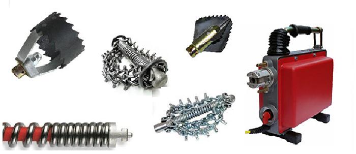 Werkzeuge zur Rohrreinigung